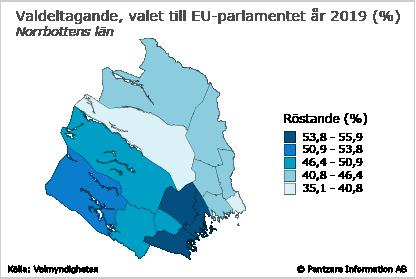 valdeltagande eu valet 2020